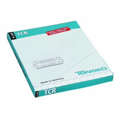 Tondeo Lames TCR 10 x 10 Pack