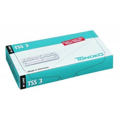 Tondeo TSS 3 Blades 10 x 10 Pack