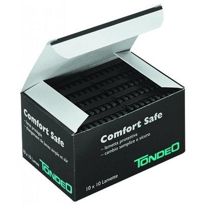 Tondeo Comfort Safe Blades 10 x 10 Pack