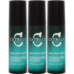 Tigi Catwalk Curlesque Curls Rock Amplifier 3x