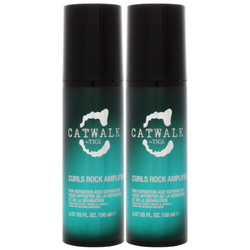 Tigi Catwalk Curlesque Curls Rock Amplifier Duo