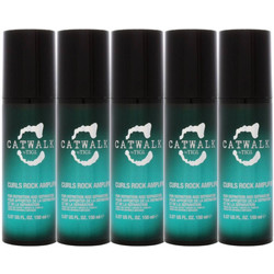 Tigi Catwalk Curlesque Curls Rock Amplifier 5x