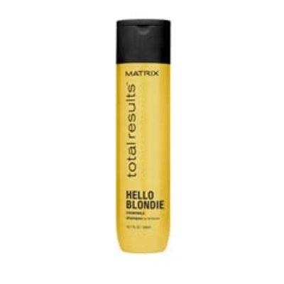 Matrix Total Results Hello Blondie Shampoo