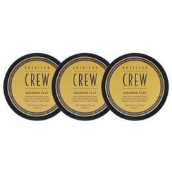 American Crew Molding Clay 3 Stuks