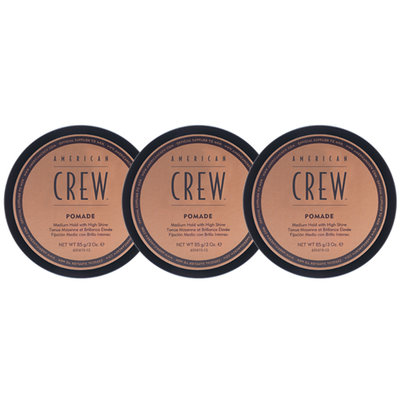 American Crew Pommade 3 Pièces