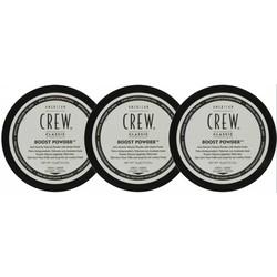 American Crew Boost Powder 3 Pezzi