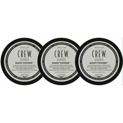 American Crew Boost Powder 3 Pieces