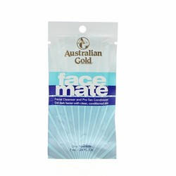 Australian Gold Face Mate, One Towelette