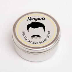Morgan's Pomade Moustache And Beard Cream 75ml
