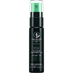 Paul Mitchell Awapuhi Styling Treatment Oil, 25ml