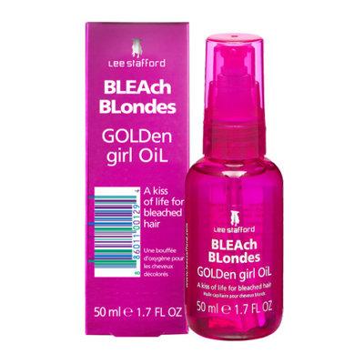 Lee Stafford Bleach Blondes Golden Girl Oil 50 ml