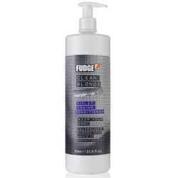 Fudge Sauber Blond Violet Toning Conditioner 1000ml
