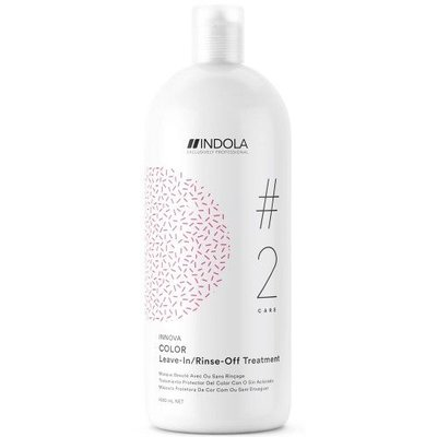 Indola Color Leave In Rinse Off Treatment Mask 1500ml