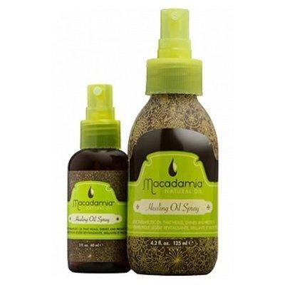Macadamia Pulvérisation de guérison huile