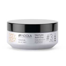 Indola Innova Texture Soft Clay 85ml