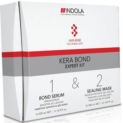 Indola Kit de Kera Experto Bond