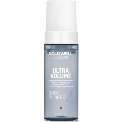 Goldwell Stylesign Ultra Volume Body Pumper Densifying Pump Foam