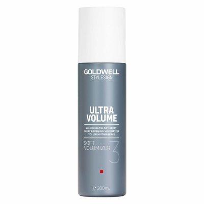 Goldwell Stylesign Ultra Volume Soft Volumizer Blow-Dry Spray
