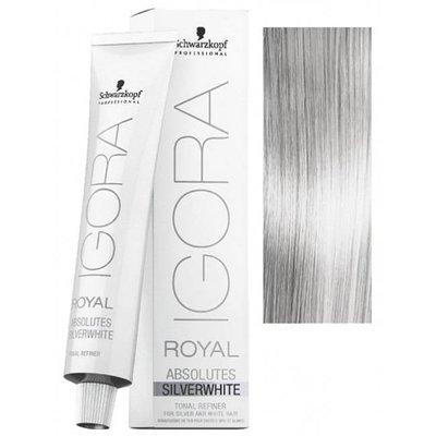 Schwarzkopf Igora Royal Absolutes Silverwhite - Copy