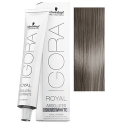 Schwarzkopf Igora Royal Absolutes Silverwhite Slate Grey