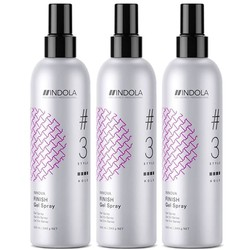 Indola Innova Finish Gel Spray 3 pcs