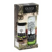 Olivia Fusion Gift Set Shower Gel 300ml & Body Lotion Fig 50ml