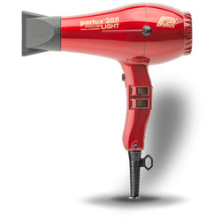 Parlux 385 PowerLight asciugacapelli Red
