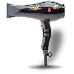 Parlux 385 PowerLight asciugacapelli Nero