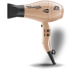 Parlux Advance Light Hairdryer Gold