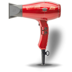 Parlux 3500 Supercompact Hairdryer Red