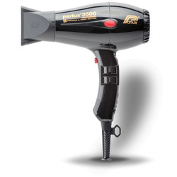 Parlux 3500 Supercompact Hairdryer Black
