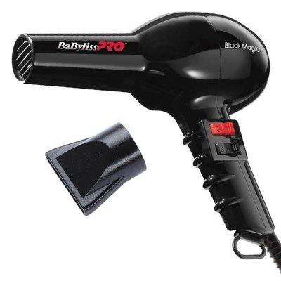 BaByliss Pro Secador de pelo negro mágico BAB6444NE