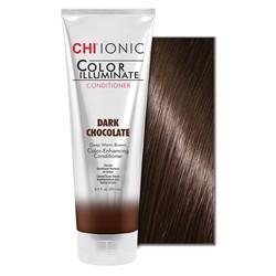 CHI Ionico colori Illuminate Conditioner Dark Chocolate