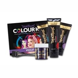 La Riche Instrucciones de Color Kit Violeta