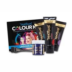 La Riche Gebrauchsanweisung Color Kit Lagoon Blue