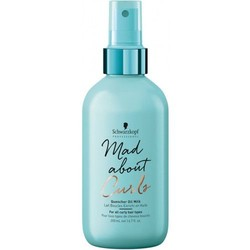Schwarzkopf Mad About Curls Quench Oil Milk 200ml