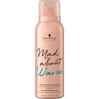 Schwarzkopf Mad About Waves Refresh Dry Shampoo 150ml