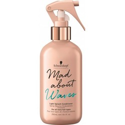 Schwarzkopf Mad About Waves Licht Spray Conditioner 250ml