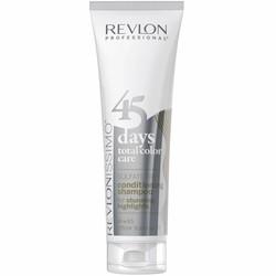 Revlon Punti salienti sbalorditivi di 45 giorni 2 in 1 shampoo e balsamo