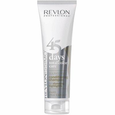 Revlon 45 Days 2 in 1 Shampoo & Conditioner Stunning Highlights