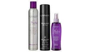 Lanza Hairspray