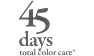 45 Days Color Care