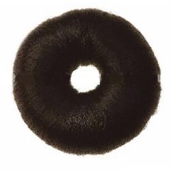 Sibel Knotrol Katoen Rond - Dia 9cm - Zwart