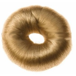 KSF Knotrol rond en coton - Dia 9cm - Blonde