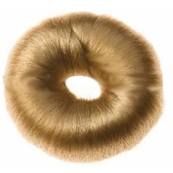 Sibel Knotrol rond en coton - Dia 9cm - Blonde