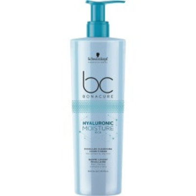 Schwarzkopf BC Bonacure Hyaluronic Moisture Kick Micellar Cleansing Conditioner 500ml