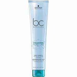 Schwarzkopf BC Bonacure Hydratant Hyaluronique Kick Curl Power 5 en 1 125 ml