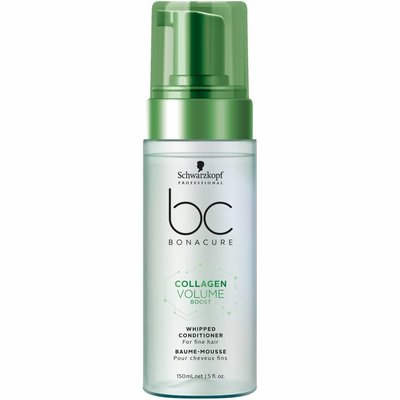 Schwarzkopf BC Bonacure Collagen Volume Boost Whipped Conditioner 150ml