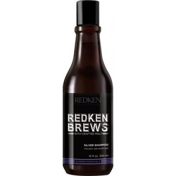 Redken Brews Silver Shampoo 300ml