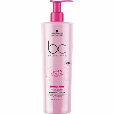 Schwarzkopf BC Bonacure Color Freeze Rich Micellar Shampoo 500ml
